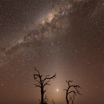 Star Trails and Milky Way Photography in Namibia