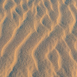 Light and patterns in Sand Dunes near Serra Cafema Camp in Namibia